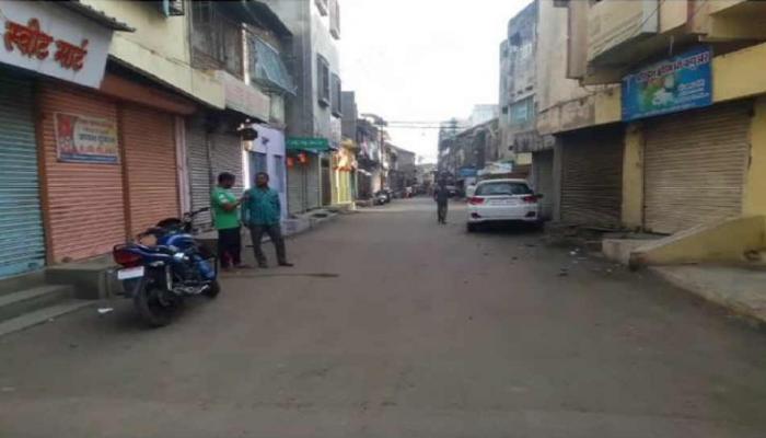 आज महाराष्ट्र बंद, ठिकठिकाणी कडेकोट बंदोबस्त
