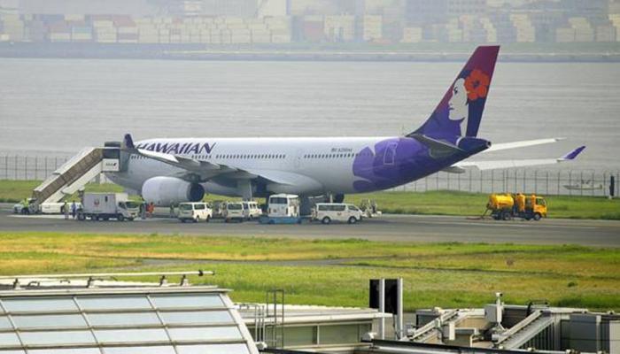 २०१८ ला निघालेले 'हे' विमान २०१७ मध्ये पोहचले