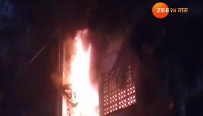 मुंबईच्या अंधेरीतील मैमून इमारतीत भीषण आग, चार जणांचा मृत्यू