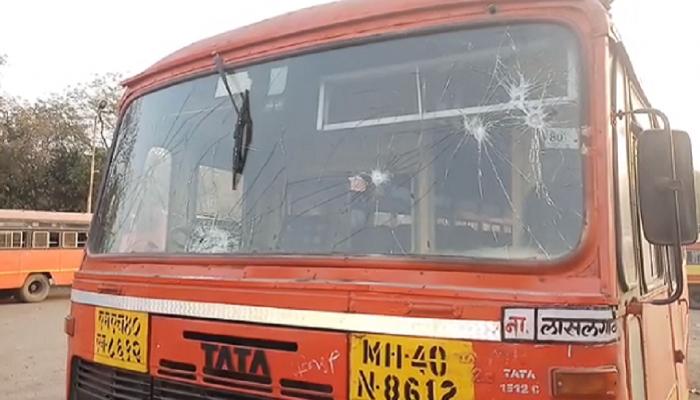 'महाराष्ट्र बंद'च्या दिवशी एसटीचं २० कोटींचं नुकसान