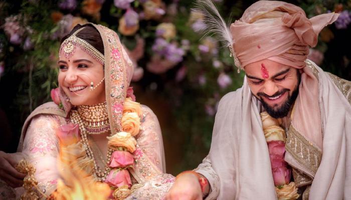 विराट - अनुष्काला दुसऱ्यांदा करावं लागणार लग्न, क्लिक करून जाणून घ्या कारण
