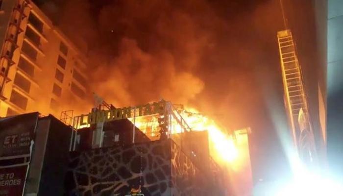 कमला मिल आग दुर्घटना : आणखी एकाला अटक
