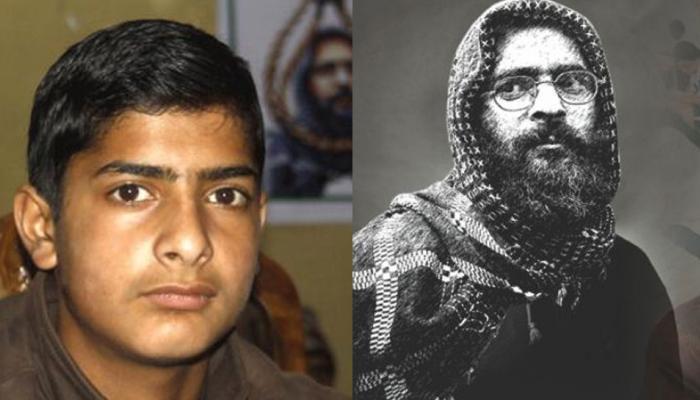 दहशतवादी अजफल गुरुचा मुलगा १२ परीक्षेत  डिस्टिंक्शनमध्ये उत्तीर्ण, पाहा त्याचा निकाल