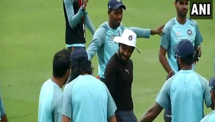 VIDEO : सेंचुरिअनमध्ये आफ्रिकेला मात देण्यासाठी टीम इंडियाची अनोखी प्रॅक्टिस