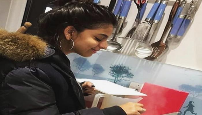 किचनमध्ये शाहरुखची मुलगी सुहानाने बनविले नुडल्स, सोशल मीडियावर फोटो व्हायरल