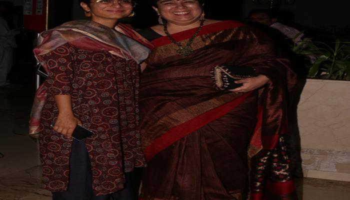 जेव्हा आमिरच्या दोन पत्नी एकत्र येतात...