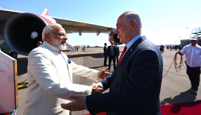 इस्राईलचे पंतप्रधान १५ वर्षानंतर भारत दौऱ्यावर, मोदींनी केली खास तयारी