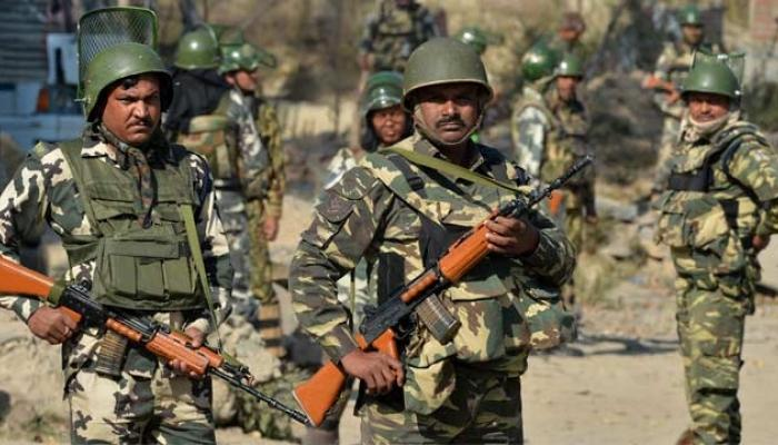 जम्मू-काश्मीरमध्ये घुसखोरी करणारे ५ दहशतवादी ठार