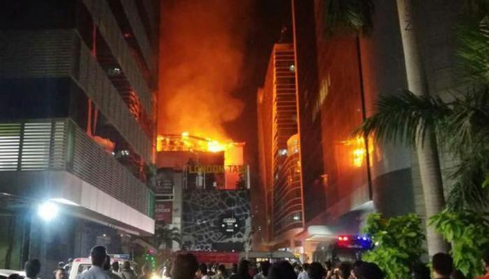कमला मिल दुर्घटना : आगीप्रकरणी हायकोर्टानं मुंबई महापालिकेला फटकारलं