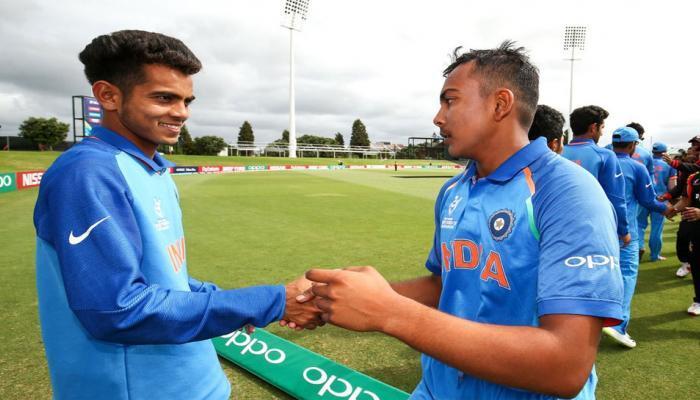 द्रविडच्या शिष्यांची जबरदस्त सुरुवात, भारत वर्ल्ड कपच्या क्वार्टर फायनलमध्ये
