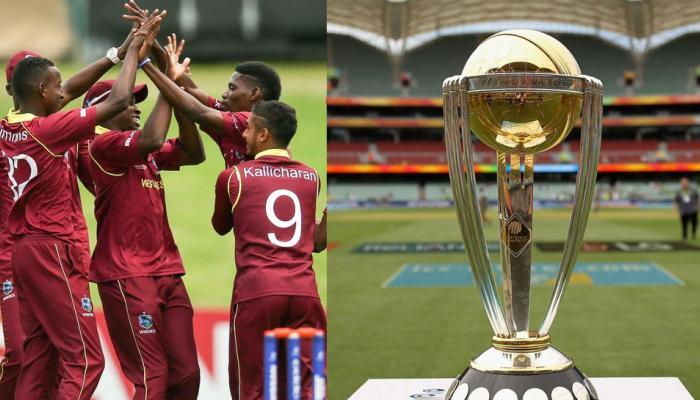 मागचा वर्ल्ड कप जिंकणारी वेस्ट इंडिज पहिल्या राऊंडमध्येच बाहेर