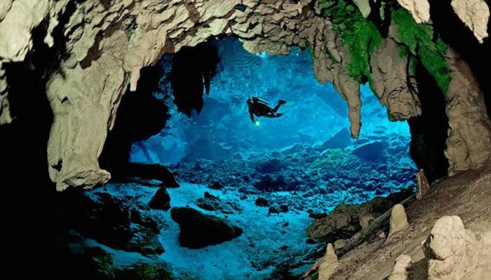 पाण्याखाली सापडला जगातील सर्वात लांब सुरुंग