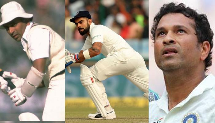 ICC test Ranking : सर्वाधिक धावा करणारे भारतीय फलंदाज