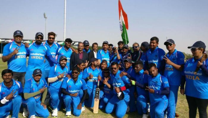 पाकिस्तानला पराभवाची धूळ चारत भारताने जिंकला वर्ल्ड कप