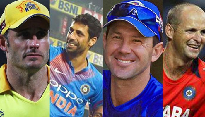 IPL 2018 मध्ये हे क्रिकेटर्स निभावणार प्रशिक्षकाची भूमिका