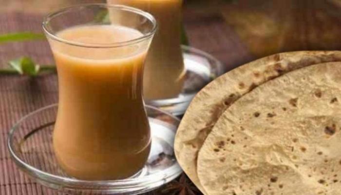 ... म्हणून नाश्त्याला चहा चपाती खाणं आरोग्याला त्रासदायक ठरू शकतं