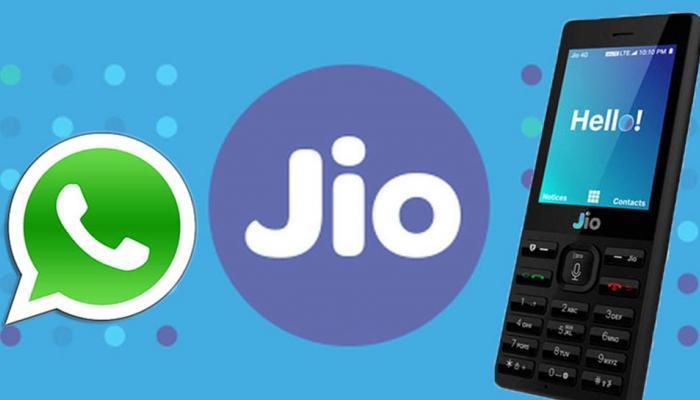 या सोप्या ट्रिकने आता 'जिओ' फोनमध्येही चालणार व्हॉट्सअॅप