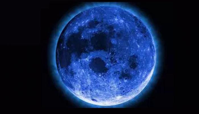 खग्रास चंद्रग्रहण - सुपरमून - ब्ल्यूमून - आज चंद्राच विलोभनीय दृश्य दिसणार !