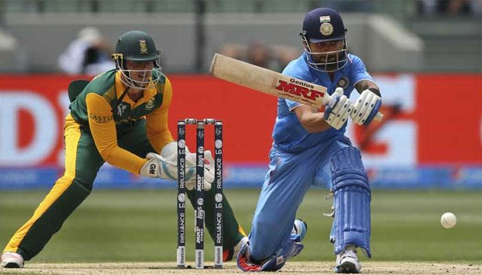 दक्षिण आफ्रिकेविरुद्धच्या वनडे सीरिजला उद्यापासून सुरुवात