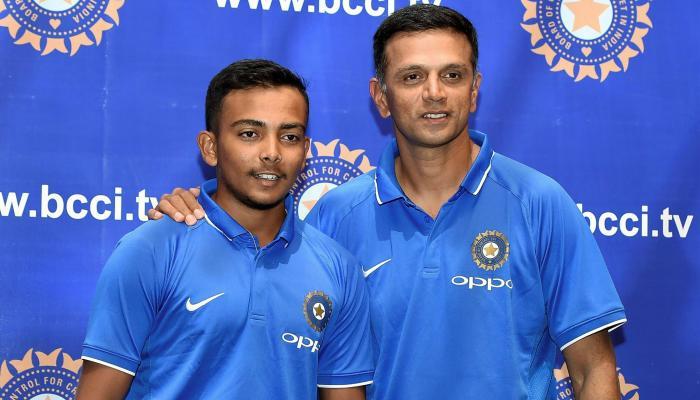 द्रविडच्या या एका मंत्रामुळे अंडर19 टीमने जिंकला वर्ल्डकप