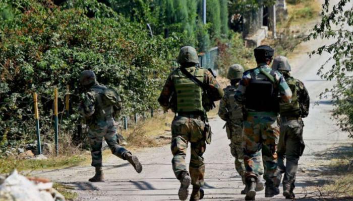 श्रीनगरमध्ये अतिरेकी हल्ला, हॉस्पिटलमधील हल्ल्यात दोन पोलीस जखमी