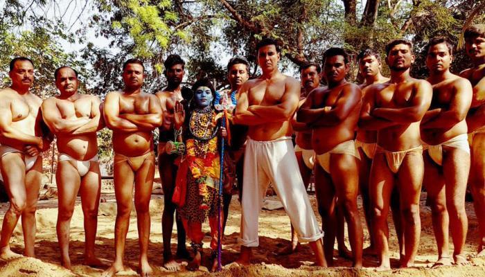 'पॅडमॅन'च्या प्रमोशनसाठी अक्षय कुमारचे वेगवेगळे फंडे