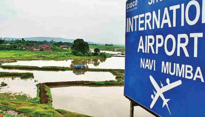 नवी मुंबई विमानतळाच्या भूमिपूजनाची तारीख ठरली