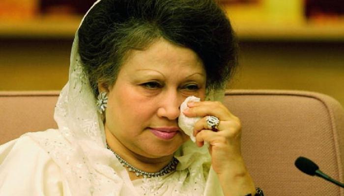 बांगलादेशच्या माजी पंतप्रधानांना भ्रष्टाचार प्रकरणी ५ वर्ष जेल
