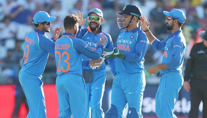 भारतानं इतिहास घडवला, पाचव्या वनडेमध्ये आफ्रिकेला लोळवलं