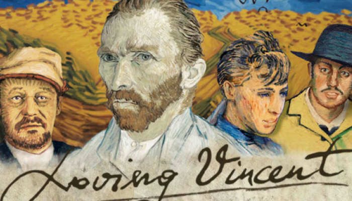 'लव्हिंग विन्सेन्ट'... कॅन्व्हॉसवरचा सिनेमा!