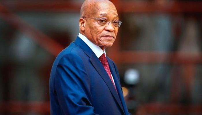 दक्षिण आफ्रिकेमध्ये सत्तांतर, जेकब झुमा पदावरुन पायउतार