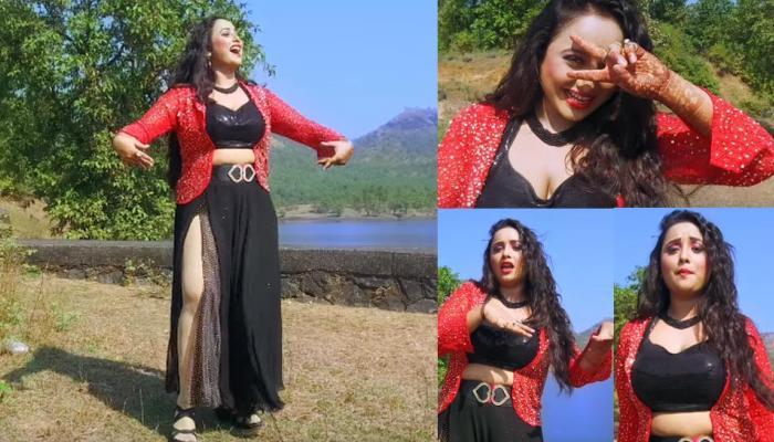 'मेरे रश्के कमर' गाण्यावर भोजपुरी राणीचा 'हा' व्हिडिओ