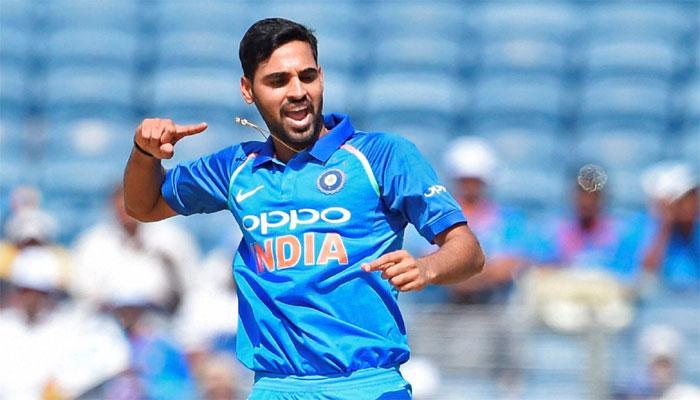 हे रेकॉर्ड करणारा भुवनेश्वर पहिला भारतीय! सहावा आंतरराष्ट्रीय खेळाडू