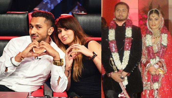 गायक हनी सिंहने २० वर्षाच्या अफेयरनंतर बालमैत्रीणीशी केलं लग्न