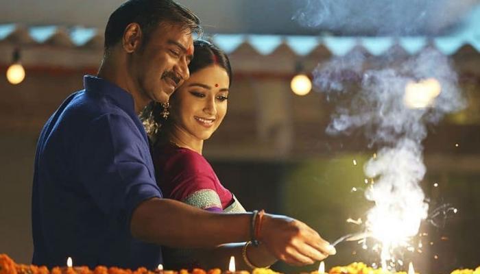 'रेड' आणखी एक गाणं रिलीज, अजय आणि इलियानाची जबरदस्त Love Chemistry