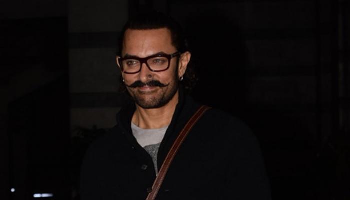 'सीक्रेट सुपरस्टार' च्या प्रमोशनसाठी आमिर खान, झैरा वासिम