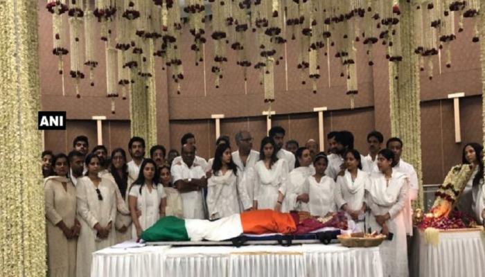 ...म्हणून श्रीदेवीवर शासकीय इतमामात अंत्यसंस्कार