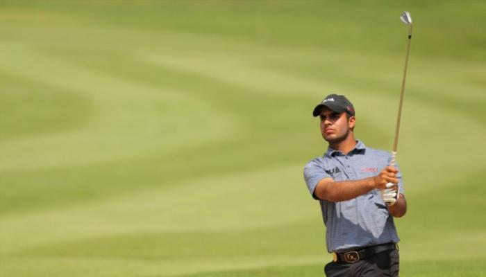 भारतीय गोल्फपटू शुभंकरची मेक्सिकोमध्ये आघाडी कायम