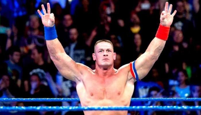 जॉन सीनाबाबतच्या 'त्या' वृत्तामुळे 'WWE' ला मोठा झटका