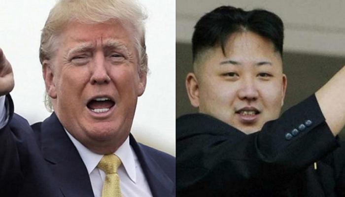 दोन शत्रू बनणार मित्र?  मेमध्ये होऊ शकते किम-ट्रम्प भेट