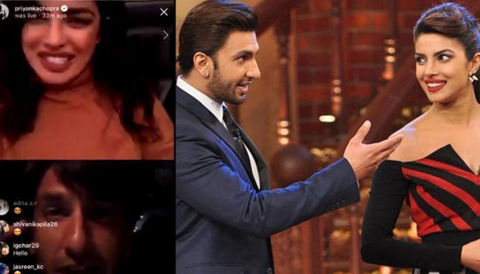 VIDEO : बॉलीवूडच्या देसी गर्लला मिस करतोय 'रणवीर'
