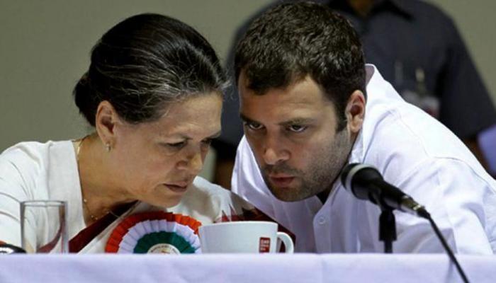नेहरू गांधी परिवाराबाहेरची व्यक्तिही होऊ शकते काँग्रेस अध्यक्ष: सोनिया गांधी