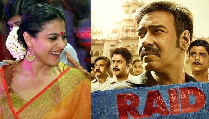 OMG... सिनेमा पाहून अजय देवगनला नाही तर 'यांना' घरी नेणार काजोल