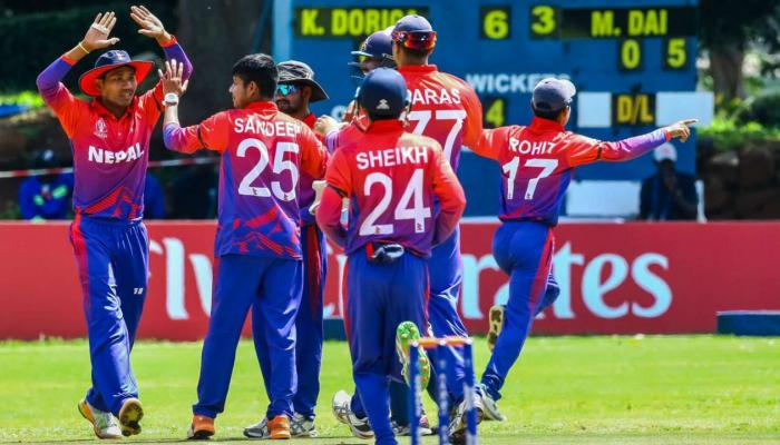 वनडेमध्ये नेपाळला पहिल्यांदाच वनडे टीमचा दर्जा