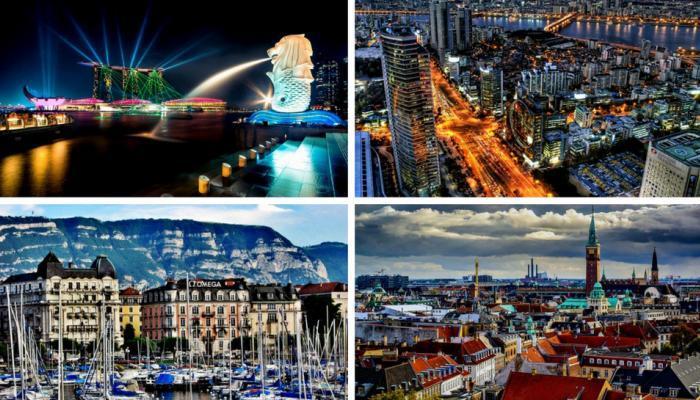 'ही' आहेत जगभरातील १० महागडी शहरं