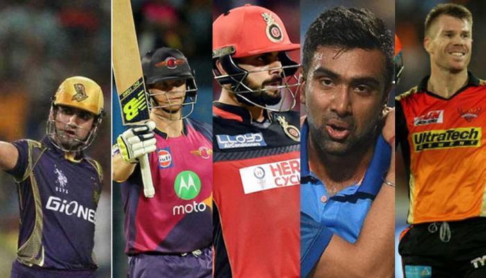 IPL 2018: उद्घाटन सोहळ्यात 'या' 6 टीम्सचे कॅप्टन दिसणार नाहीत