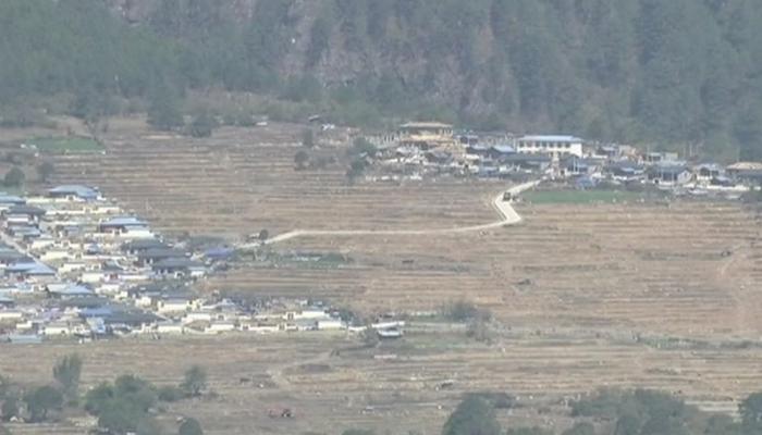 अरुणाचलमध्ये चीनने बांधले कॅम्प आणि पोस्ट