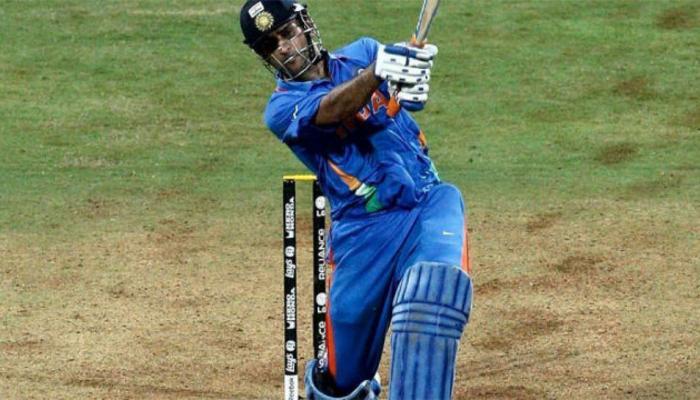 VIDEO : 7 वर्षापूर्वी धोनीने मारला होता 'षटकार'