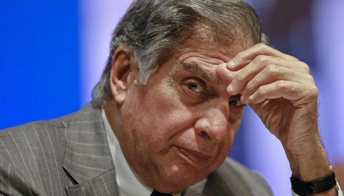 रतन टाटांनी दुःख बोलून दाखवले... म्हणाले असं काही...