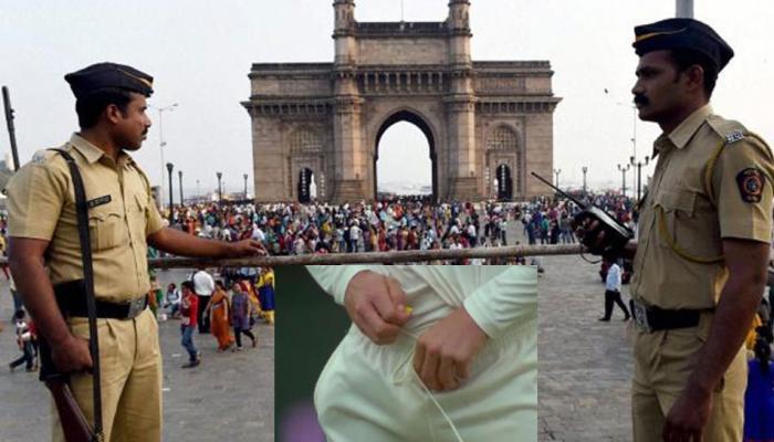बॉल टॅम्परिंग वादानंतर मुंबई पोलिसांचा नागरिकांना सल्ला
